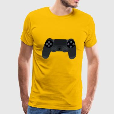 Playstation 4 Playstation 4 Controller - Men's Premium T-Shirt