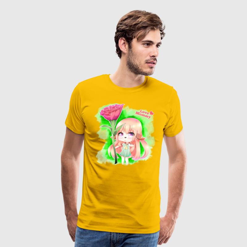 Happy Mother's Day Furry Girl - Men's Premium T-Shirt
