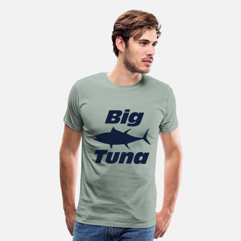 0fcfae234a8 Big Tuna Office Men's Premium T-Shirt | Spreadshirt