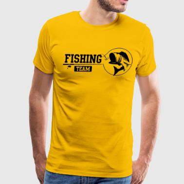 Fishing Team - Men's Premium T-Shirt