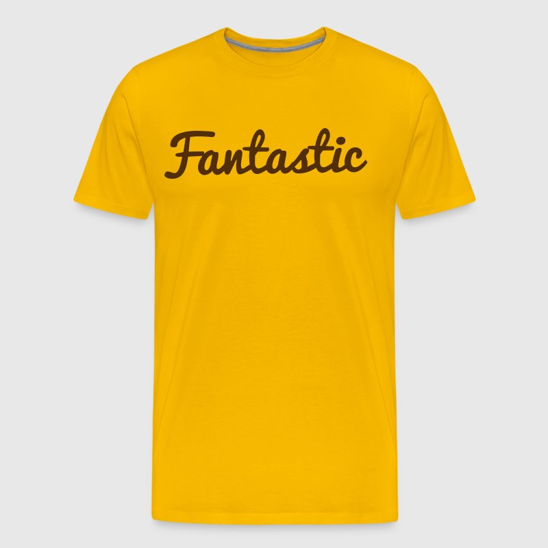 fantastic word ! - Men's Premium T-Shirt