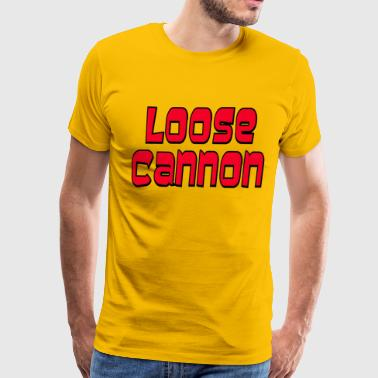 Loose Cannon -- Archer - Men's Premium T-Shirt