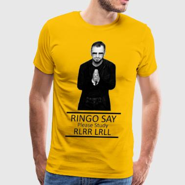 Ringo Say - Men's Premium T-Shirt
