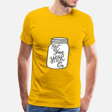 Cray Get Your Shine On - Men's Premium T-Shirt