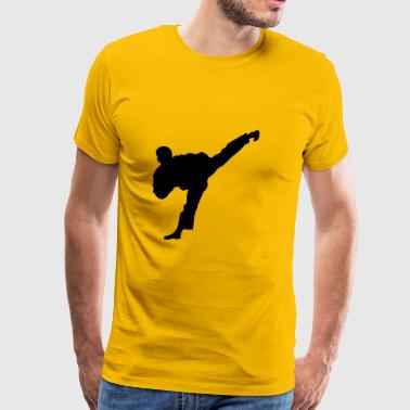 Tae Kwon Do or Karate - Men's Premium T-Shirt