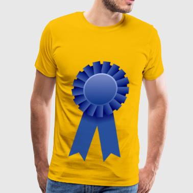 Blue Ribbon - Men's Premium T-Shirt