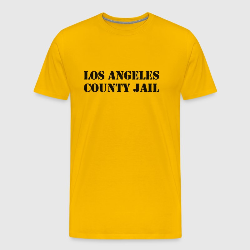Los Angeles County Jail - Men's Premium T-Shirt
