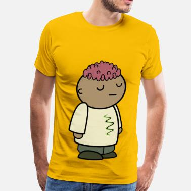 Personality A person - Men's Premium T-Shirt