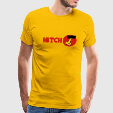 Alfred hitchcock - Men's Premium T-Shirt