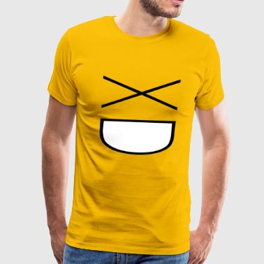 Xd XD - Men's Premium T-Shirt