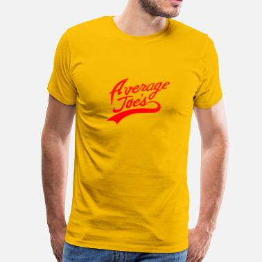 Average Average Joes  - Men's Premium T-Shirt