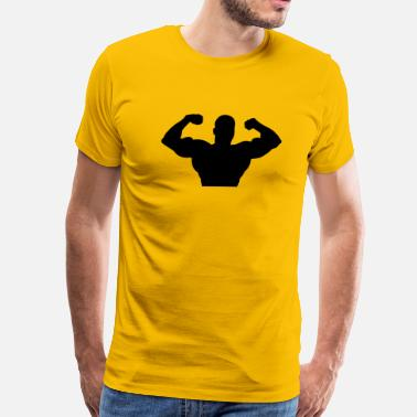 Body Sport Body - Men's Premium T-Shirt