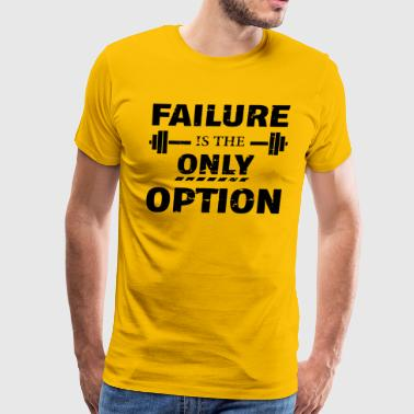 Funny Fitness designs - Men's Premium T-Shirt