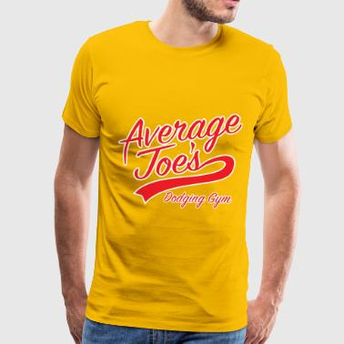 Average Joe Average Joes Gymnasium - Men's Premium T-Shirt