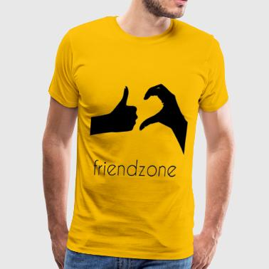 Friend Zone - Men's Premium T-Shirt