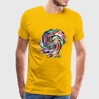 cranium - Men's Premium T-Shirt
