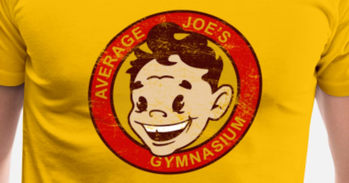 e495fc9f21454 Average Joes Gymnasium Men s Premium T-Shirt