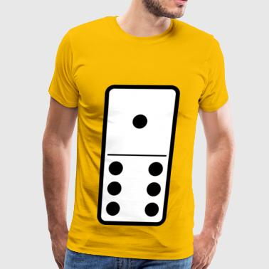 domino set 12 - Men's Premium T-Shirt