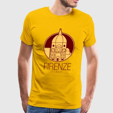 Firenze Italy - Men's Premium T-Shirt