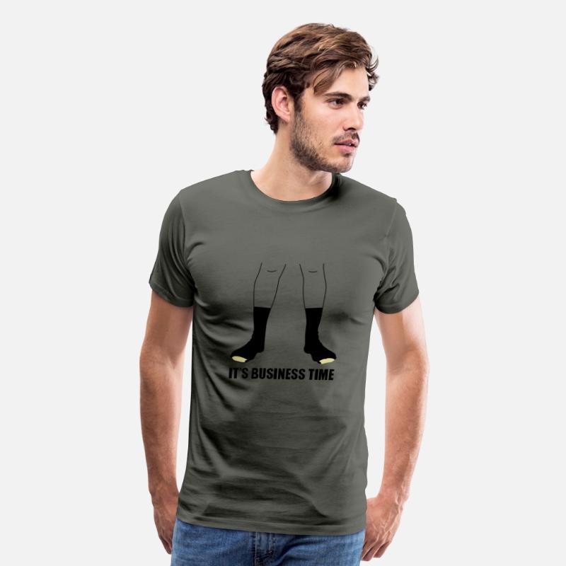 28870472 Flight Conchords Business Men's Premium T-Shirt | Spreadshirt