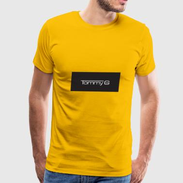 Tommy g merch brand - Men's Premium T-Shirt