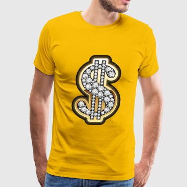 Bling bling - Men's Premium T-Shirt