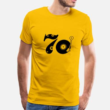 Seventies Seventies - Men's Premium T-Shirt