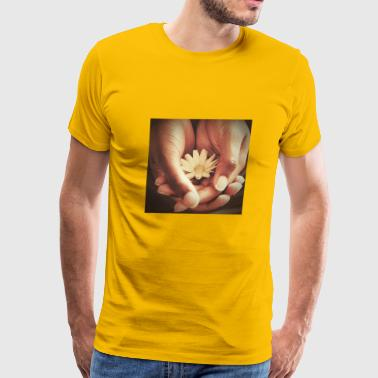 In Loving Hands - Men's Premium T-Shirt