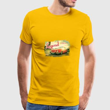 Skoda Legend 100R - Men's Premium T-Shirt