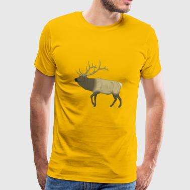 moose - Men's Premium T-Shirt