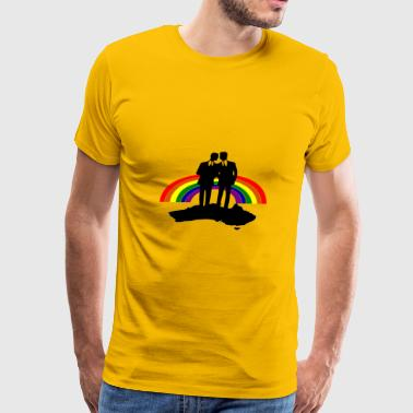homosexual - Men's Premium T-Shirt