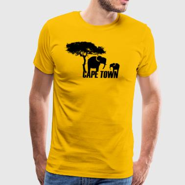 Cape Town - Men's Premium T-Shirt