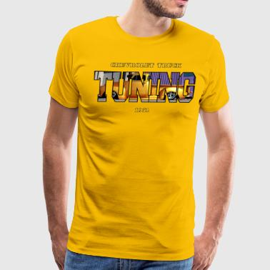 Tuning Truck I - Men's Premium T-Shirt