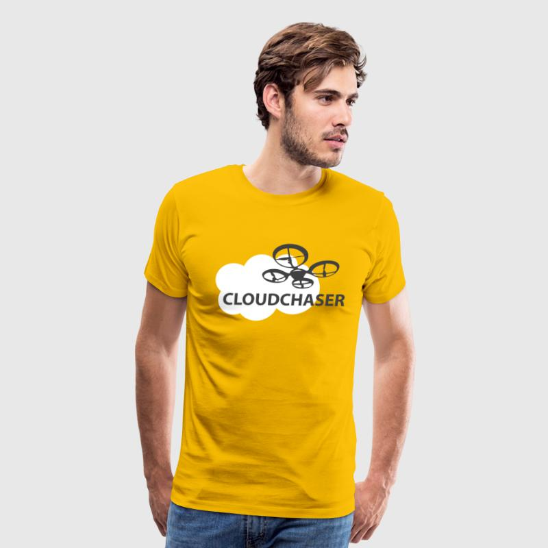 Cloud chaser t shirt spreadshirt sciox Gallery