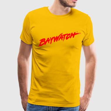 Baywatch - Men's Premium T-Shirt