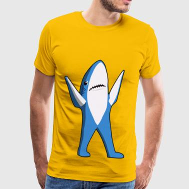 Katy- Perry Left Shark - Men's Premium T-Shirt
