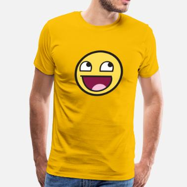 Awesome Face Awesome Face - Men's Premium T-Shirt