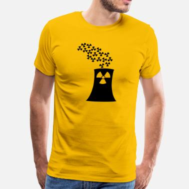 Nuclear Power nuclear power - Men's Premium T-Shirt