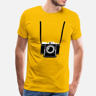Camera Photo photo camera - Men's Premium T-Shirt