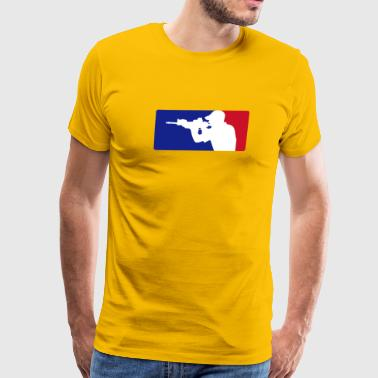 Major League Operator - Men's Premium T-Shirt