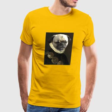 Duke of Pugsley - Men's Premium T-Shirt