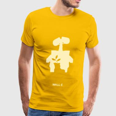 wall e - Men's Premium T-Shirt