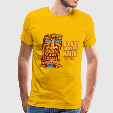Tiki Trouble - Men's Premium T-Shirt
