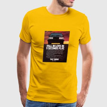 240 turbo - Men's Premium T-Shirt