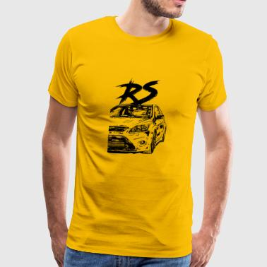 focus 2 rs - Men's Premium T-Shirt