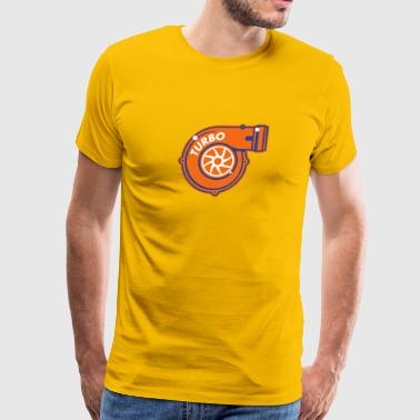 Turbocharger - Men's Premium T-Shirt
