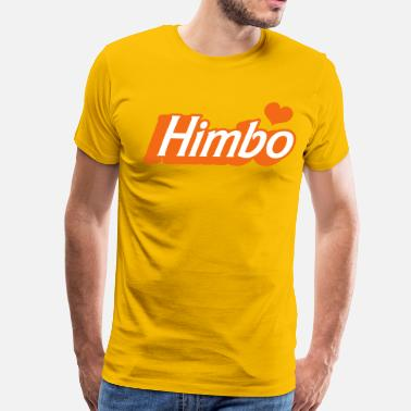 Bimbo Girl himbo male bimbo - Men's Premium T-Shirt