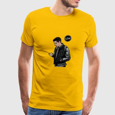 G-eazy These Things Happen G eazy Artist people - Men's Premium T-Shirt
