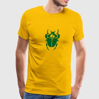 Beetle-Bug-Number-6 OT259 Fun - Men's Premium T-Shirt