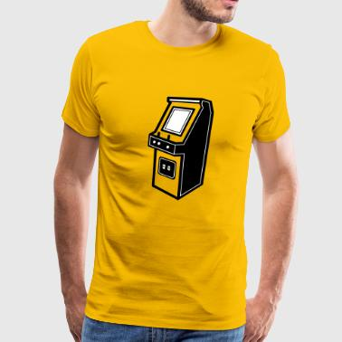 gaming arcade - Men's Premium T-Shirt